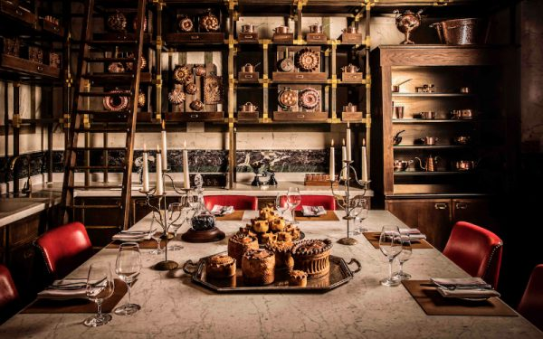 HOLBORN DINING ROOM LAUNCHES THE PIE ROOM GUEST SERIES