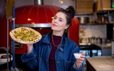 JESSIE WARE X YARD SALE PIZZA
