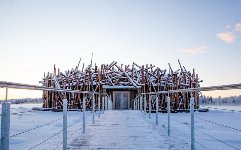 The Arctic Bath Hotel Sweden