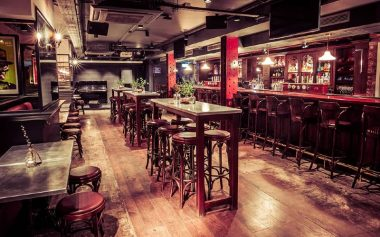 FAMOUS IRISH PUB GIBNEY'S TO OPEN IN LONDON