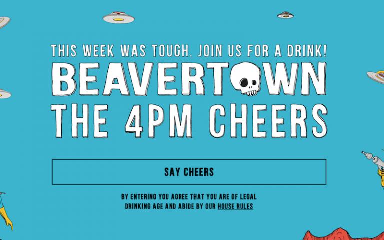 Beavertown Cheers