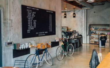 THE BEST CYCLING CAFES IN LONDON