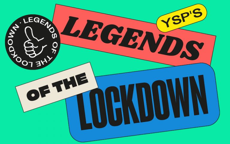 Yard Sale Pizza Legends of Lockdown