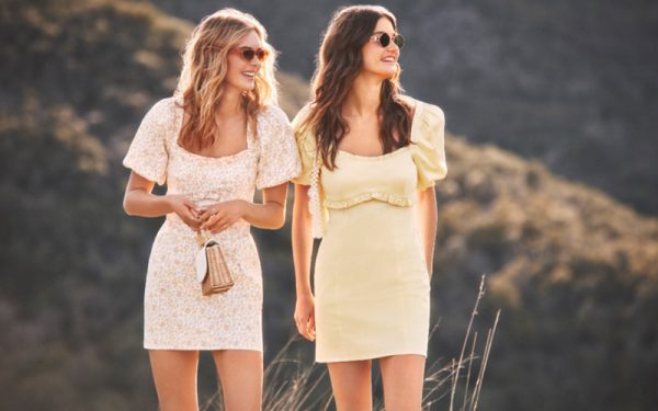 UP TO 50% OFF TOPSHOP SUMMER SALE
