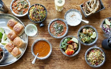 DISHOOM IS BACK ON DELIVERY