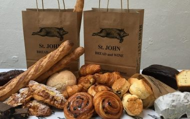 THE ST. JOHN BAKERY IS RE-OPENING
