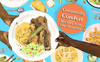 COMMUNITY COMFORT COOKBOOK