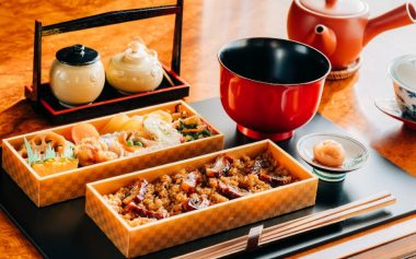 THE BEST BENTO BOX DELIVERIES