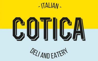 WIN £250 TO SPEND AT ITALIAN DELI COTICA