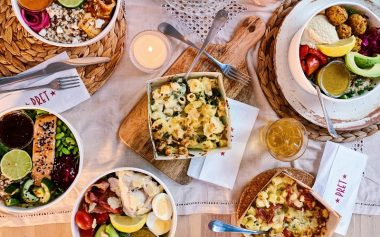 PRET HAS LAUNCHED A DINNER MENU AND YOU CAN GET IT DELIVERED