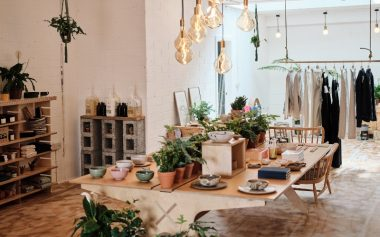 TEND OPENS IN HACKNEY