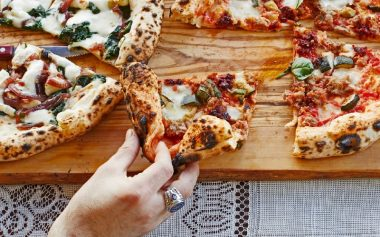 WIN A MEAL FOR TWO FROM CINQUECENTO PIZZA