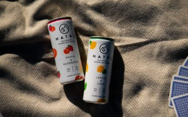 WIN A YEAR'S SUPPLY OF NATRL HARD SELTZER