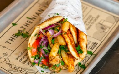 THE ATHENIAN OPENS IN LONDON BRIDGE