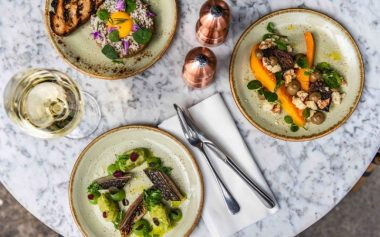 THE CAVENDISH RELAUNCHES IN MARYLEBONE