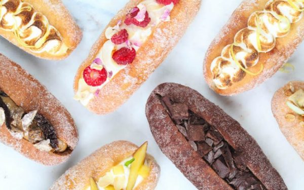 THE BEST DESSERT DELIVERIES IN LONDON