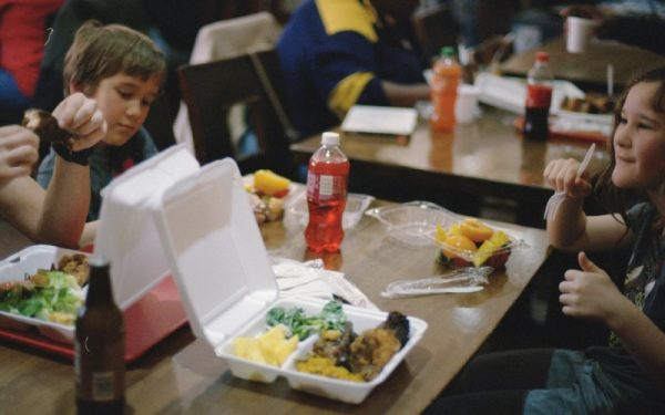 WHERE TO GET FREE KIDS MEALS DURING HALF TERM