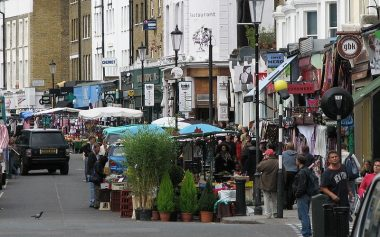 VIRTUAL PORTOBELLO ROAD MARKET