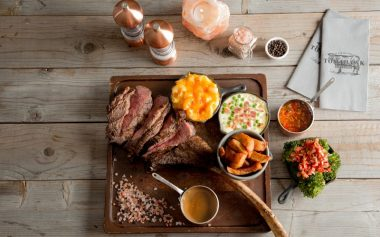 TOMAHAWK STEAKHOUSE TO OPEN IN HOXTON