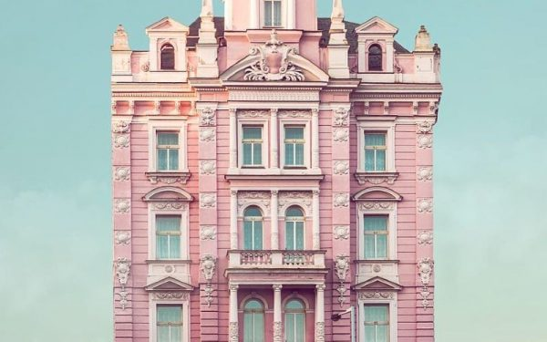ACCIDENTALLY WES ANDERSON IS POPPING UP IN HACKNEY