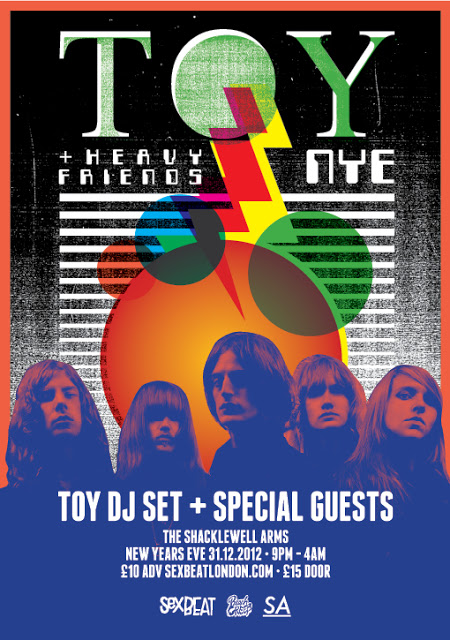 TOY NEW YEARS EVE SHOW